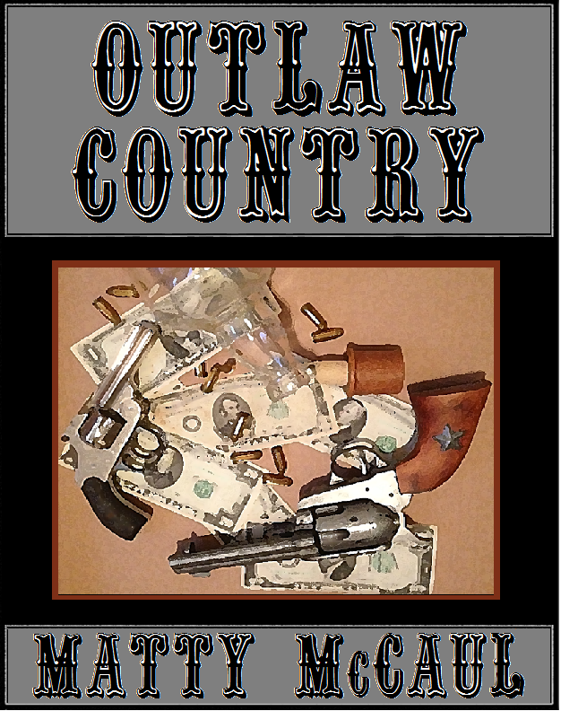 Outlaw Country Cover