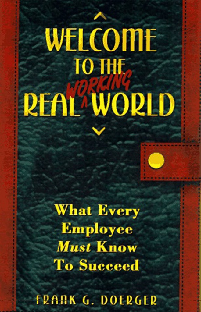 Welcome to the Real Working World Cover