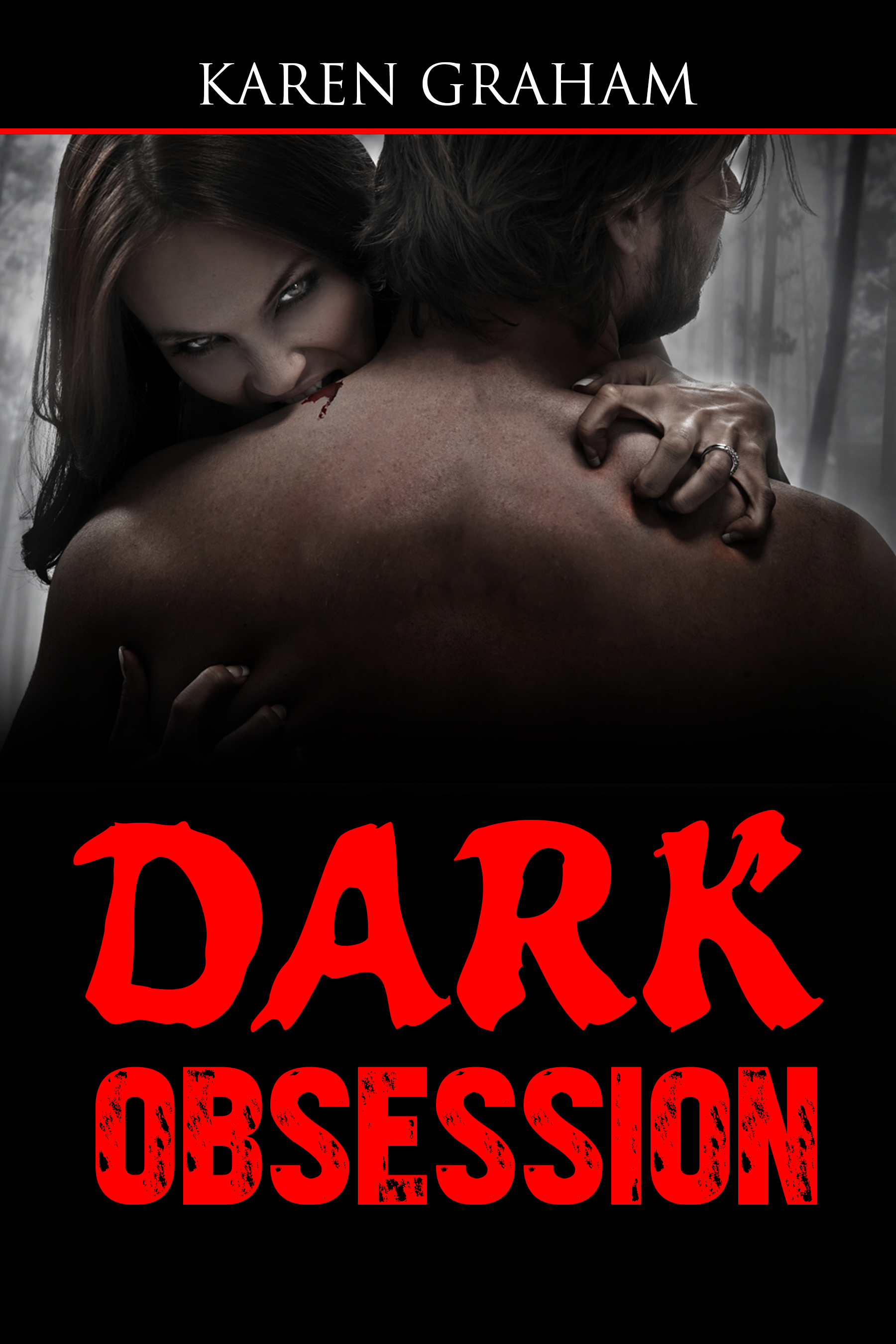 Dark Obsession Cover