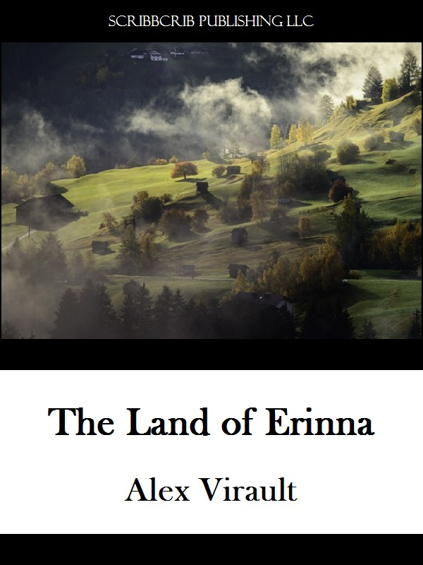 Land of Erinna Cover