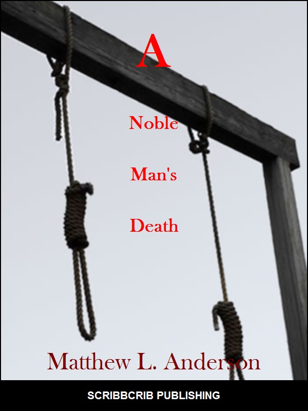 A Noble Man's Death Cover